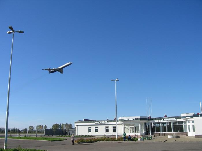 Самолеты, осуществляющие перелеты