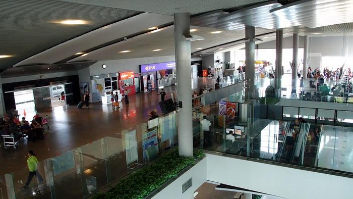 Терминал аэропорта Краби