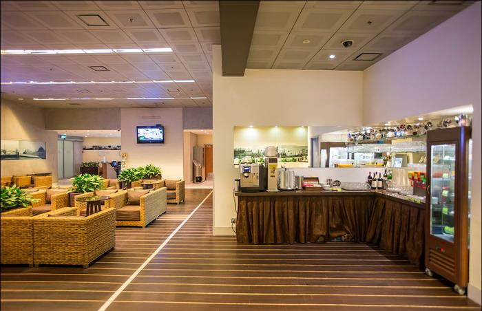 Бизнес-зал аэропорта Домодедово