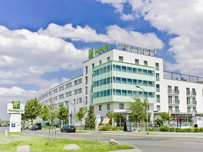 Вид на Holiday Inn Berlin Airport