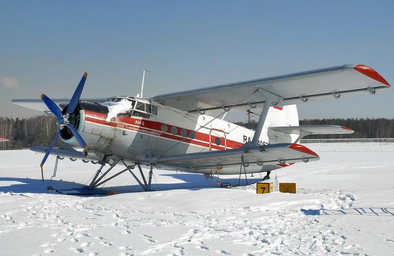 Самолет 2-го АОА