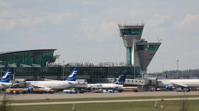 Аэропорт Вантаа