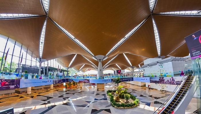 Аэропорт Куала-Лумпур – один из лучших аэровокзалов мира