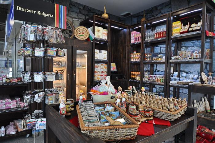 Болгарский базар