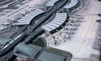 Сотни самолетов ежедневно прилетают и отправляются из аэропорта Шарль де Голль