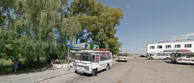 Так выглядит рейсовый автобус