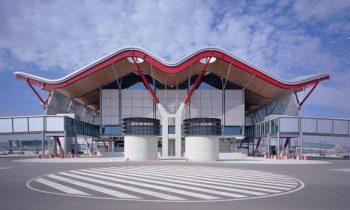 Главные воздушные ворота Мадрида