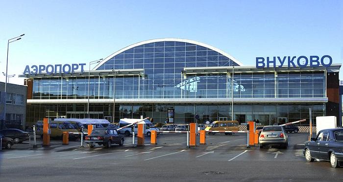 Конечный пункт пути – аэропорт