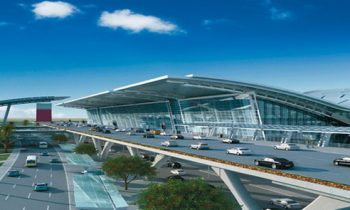 Уже сейчас размах аэропорта Аль-Мактум впечатляет