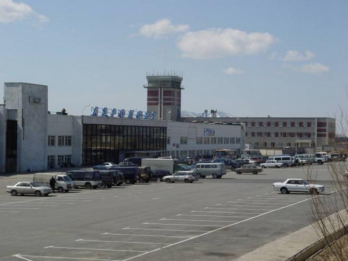 Аэропорт Сокол