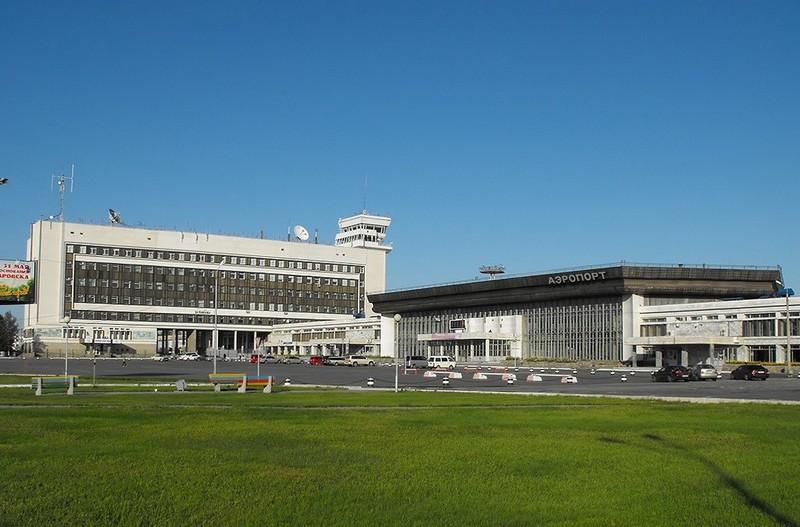 Аэропорт Хабаровска – основной узел авиасообщения на Дальнем Востоке