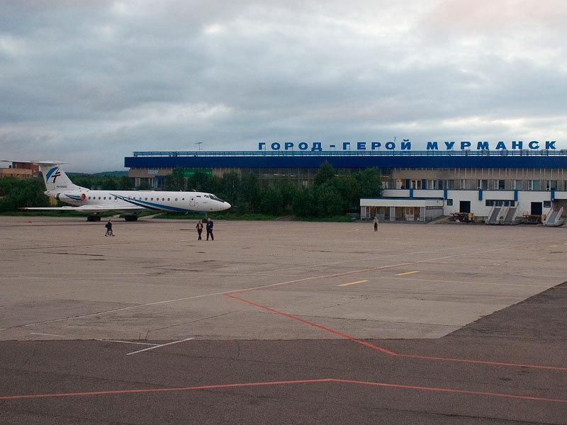 Мурманский аэропорт компактен, но удобен для пассажиров