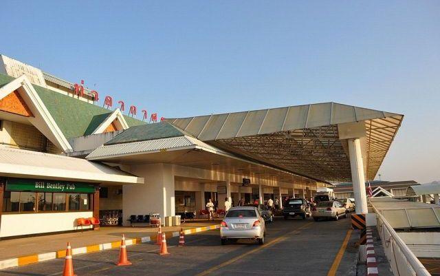 Аэропорт Пхуккет