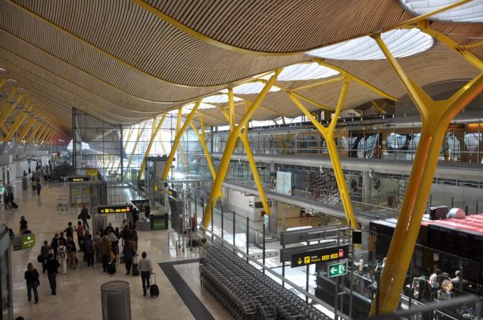 Барахас является четвертым среди аэропортов Европы по оживленности пассажиропотока