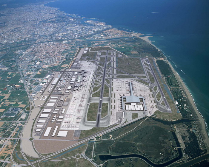 Второй терминал – фотосъемка с воздуха