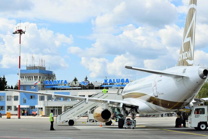 Так выглядит аэропорт сегодня