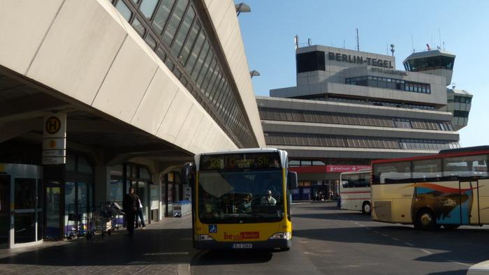 В Берлин можно уехать на автобусе
