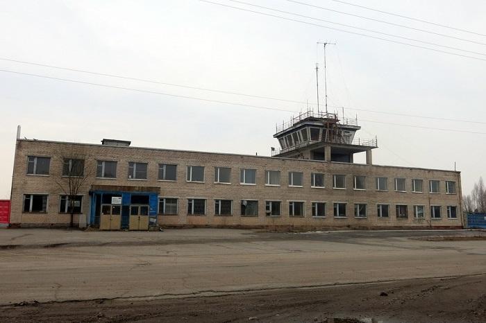 Аэровокзал Ржевка