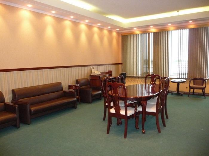 Бизнес-зал аэропорта Сокол