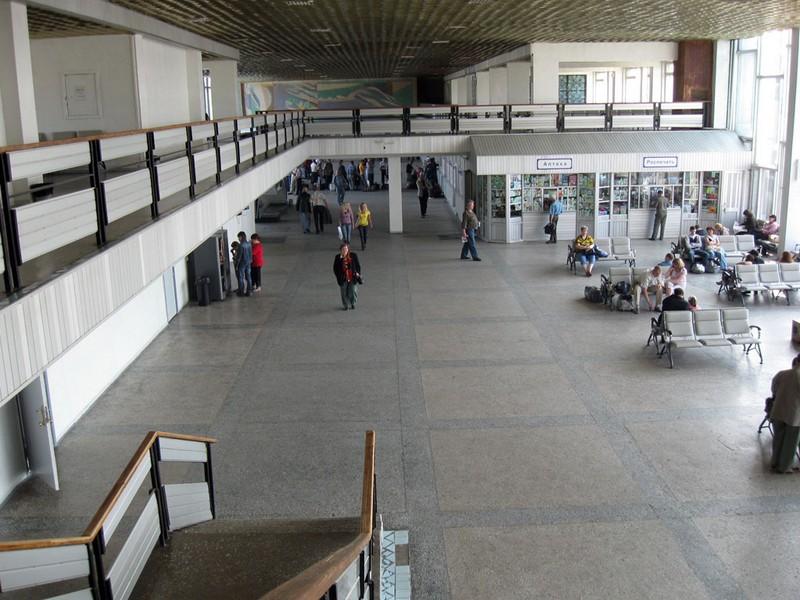 Залы ожидания аэропорта