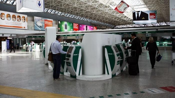 Терминал 3 аэропорта Фьюмичино