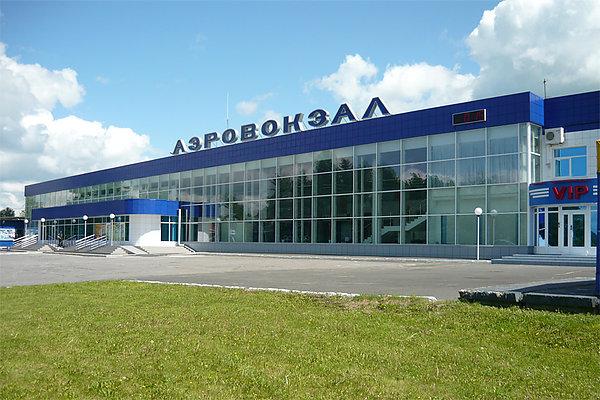 Аэропорт Новокузнецка компактный, но функциональный