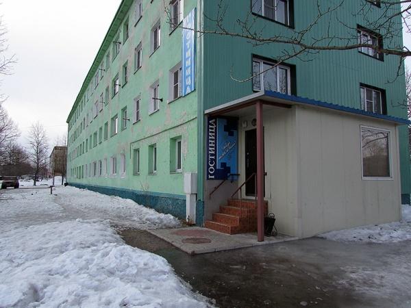 Гостиница в Елизово не имеет звезд, но при переносе рейсов из-за плохой погоды в ней бывают аншлаги