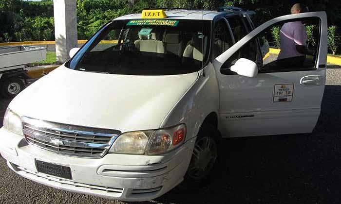 Такси – самый комфортный вид транспорта