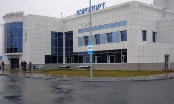 Здание нового аэропорта