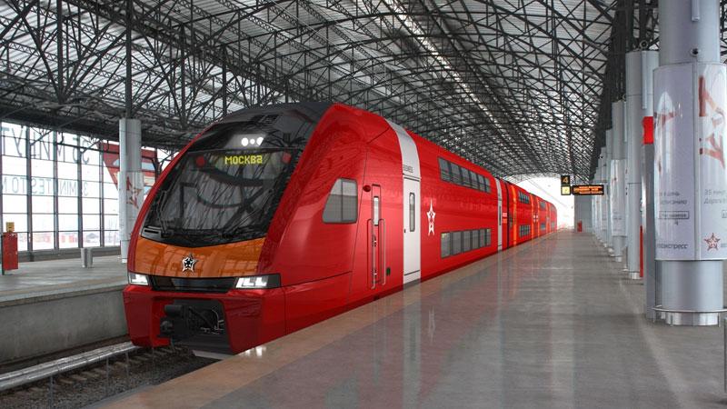 Аэроэкспресс – самый быстрый способ попасть из Ленинградского вокзала во Внуково