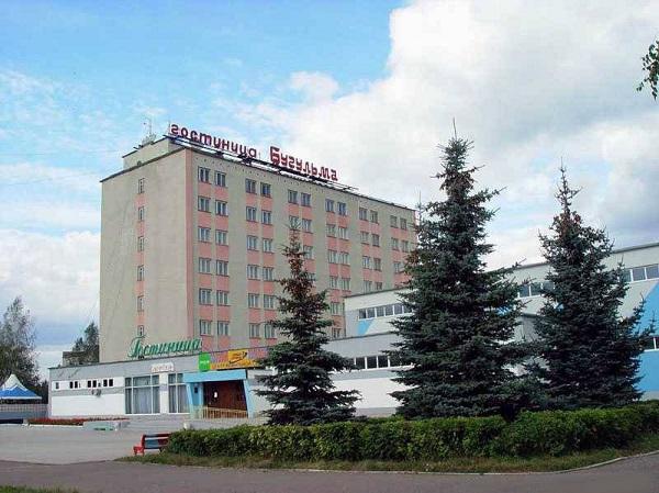 Гостиница «Бугульма»