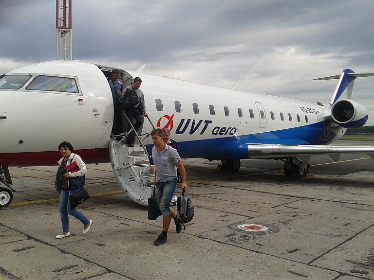 Самолеты авиакомпании «ЮВТ-Аэро»