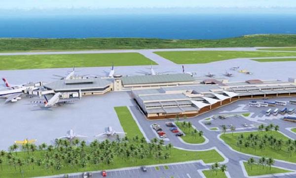 Схема аэропорта в Пуэрто Плата