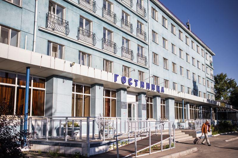 Гостиница «Воздушная гавань» – самая близкая к аэропорту Иркутска