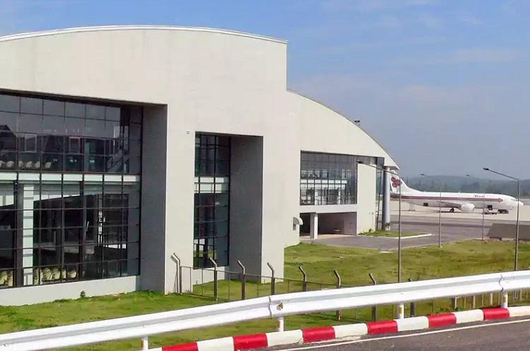 Аэропорт города Краби