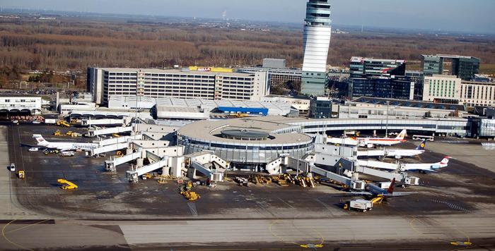 Аэропорт Вена-Швехат