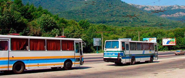 Рейс по маршруту Симферополь – Севастополь