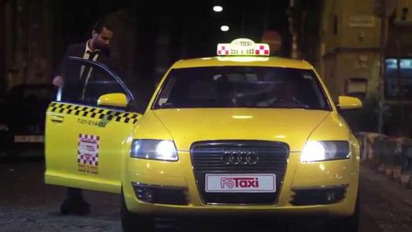 Такси в Будапешт