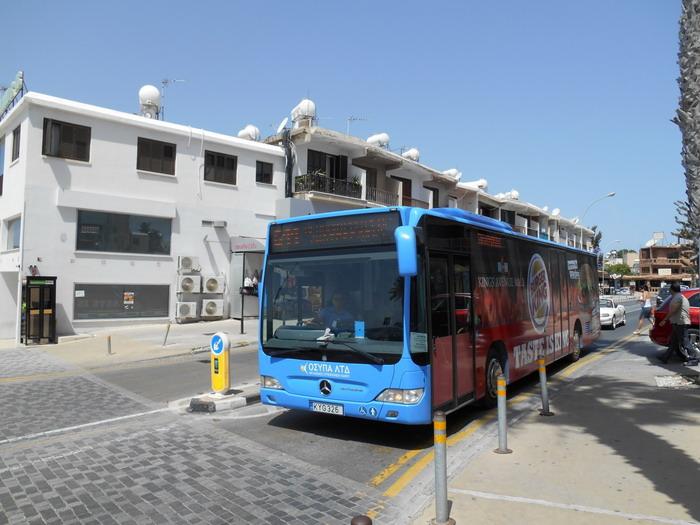 Трансферные автобусы Кипра