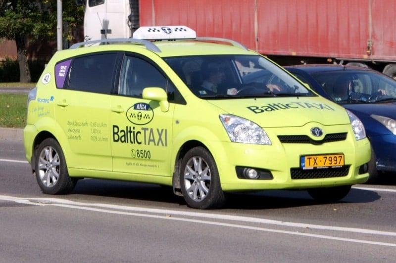 Балтийское такси
