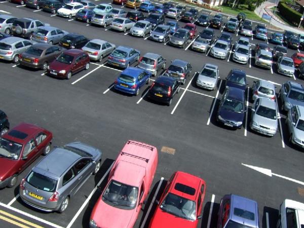 Парковки у аэропорта