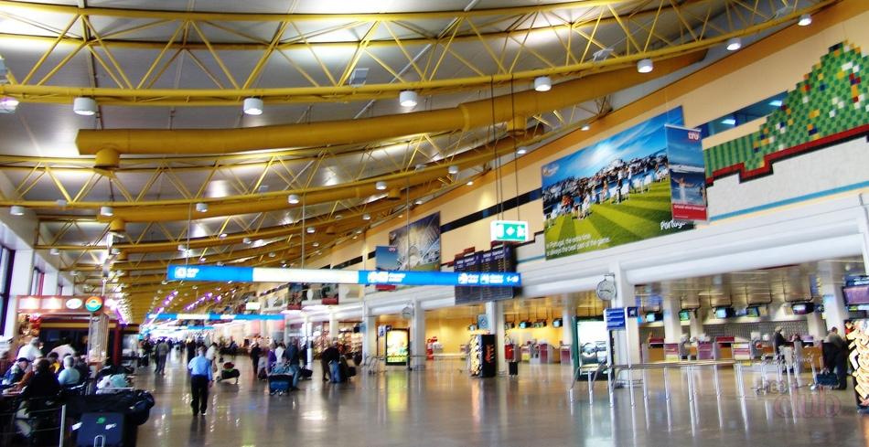 В аэропорту Фару