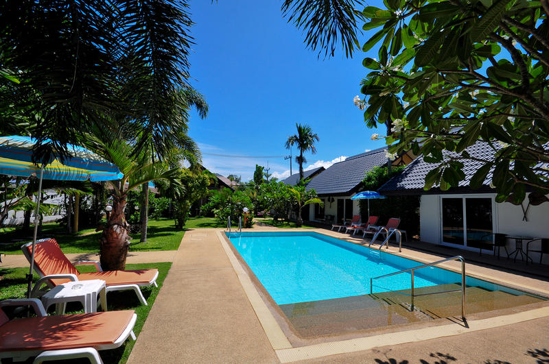 В отеле Phuket Airport Hotel