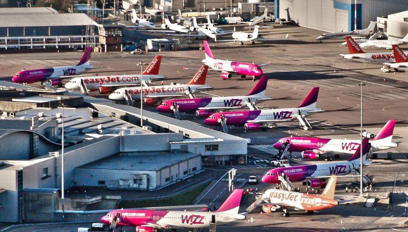 В аэропорту Будапешта