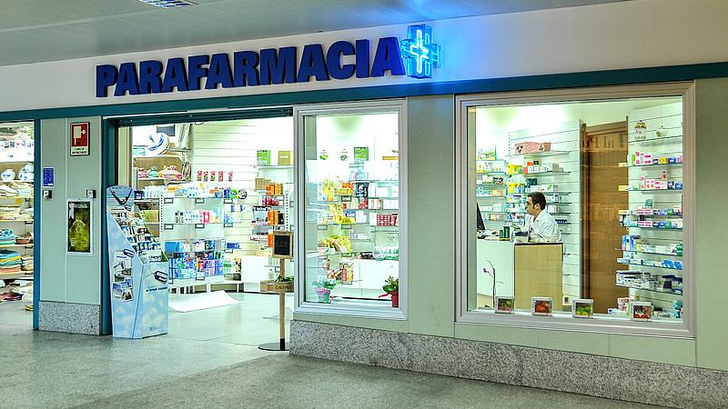 Аптека в аэропорту