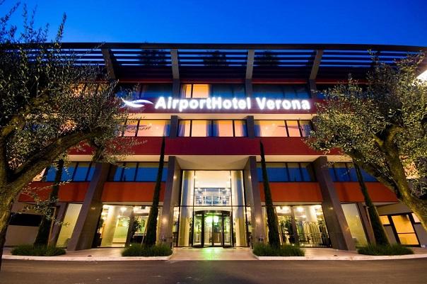 Четырехзвездочный отель Airporthotel Verona