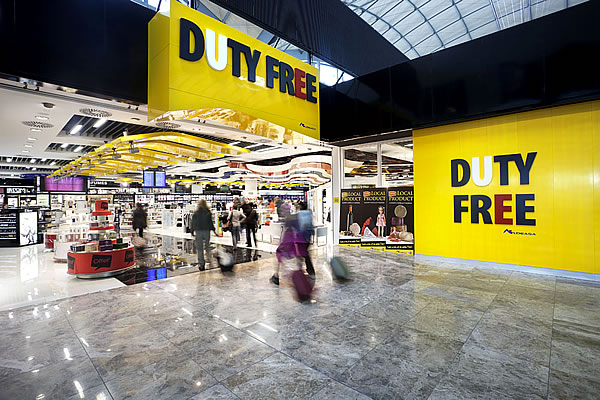 Магазины Duty Free в аэропорту Аликанте