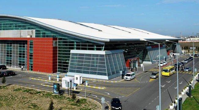 Аэропорт Тбилиси после реконструкции предстал в новом свете