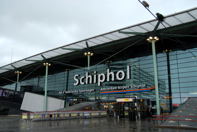 Схипхол – один из крупнейших аэропортов Европы