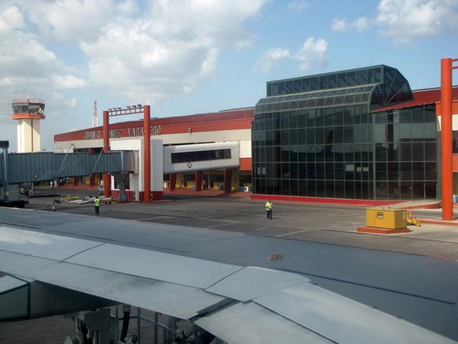 Варадеро – второй по величине аэропорт Кубы
